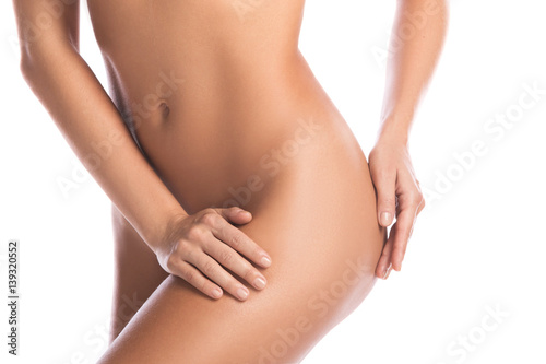Perfect female body - Buy this stock photo and explore similar ...