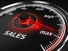 Great Sales - Sales Speedomete...