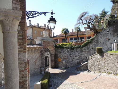 Fotografiet  Udine - Castle climb