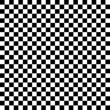 Black White Squares. Chess Bac...