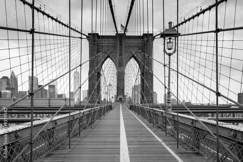 Aluminium Prints Brooklyn Bridge Brooklyn Bridge