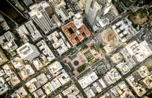 Los Angeles Aerial View From H...