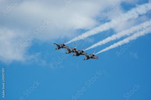 Fotografie, Obraz  2015 Andrews AFB Air Show