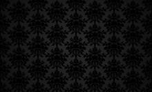 Dark Retro Wallpaper Background.