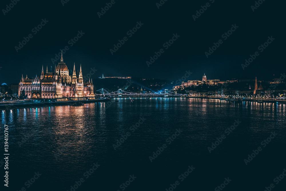 Fototapety, obrazy: Budapeszt