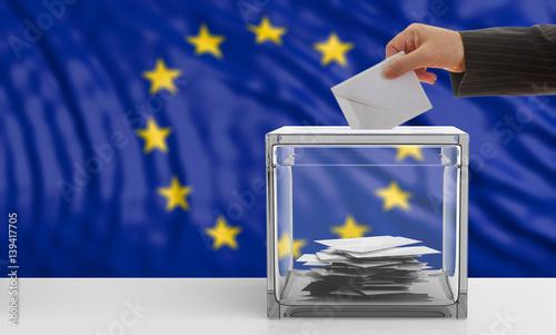 Foto  EU elections