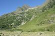 Vallée d'Orlu dans les Pyrénées ariégeoises, Midi-Pyrénées, France