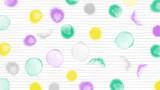 abstract pastel watercolor drop vector art background - 139435580