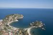 Isola Bella, Taormina, Sizilien, Italien