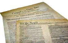 Constitution, Declaration Of Independence, Bill Of Rights