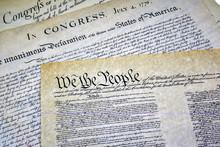 Constitution, Declaration Of I...