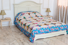 Large Bright Double Bed With A...