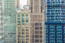 New York City  Buildings Pattern