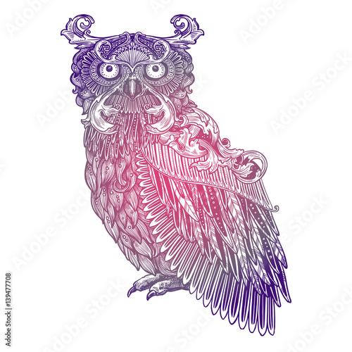 ozdobne-lilac-tattoo-owl-bardzo-szczegolowe-streszczenie-recznie-rysowane-stylu