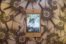 Tarot Card Death. Labirinth Ta...