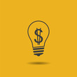 Money, finance, payments, investment and business icon vector.