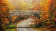 Blue Ridge Parkway Entrance In...