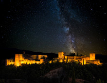 Ancient Arabic Fortress Of Alh...