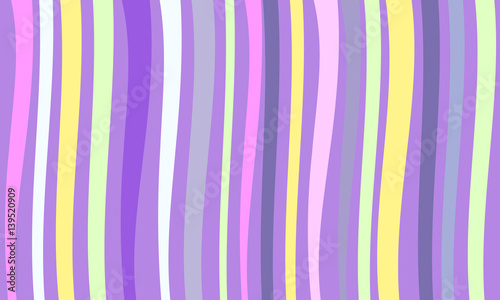Vector background with color stripes