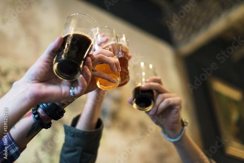 Photo  Craft Beer Booze Brew Alcohol Celebrate Refreshment