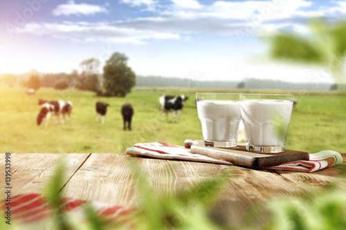 Fényképezés  milk