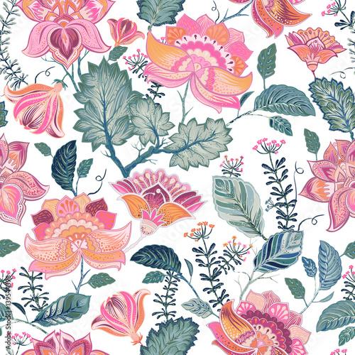 Tapety Prowansalskie  kwiatowy-wzor-bez-szwu-styl-prowansalski