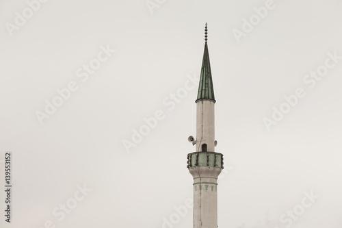 Fotografia  The Minaret, Sarajevo
