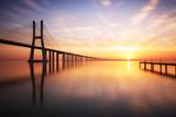 Lisbon, Vasco da Gama bridge, Portugal