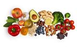 Fototapeta Fototapety do kuchni - Healthy food