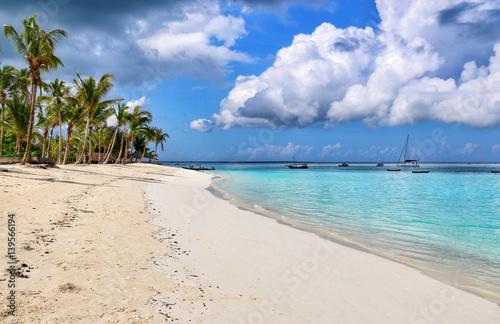 Foto op Plexiglas Zanzibar Paradise of Zanzibar