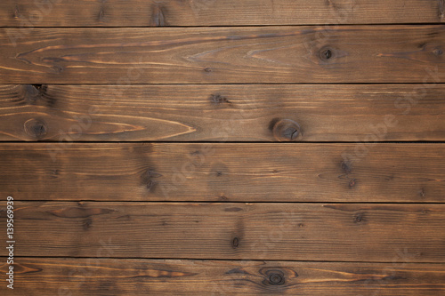 Fotoposter Brandhout textuur wooden background