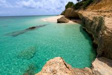 Rocky Anguilla Beach