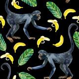 Wzór małpy. - 139660189