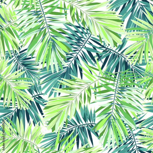 bright-green-background-with-tropical