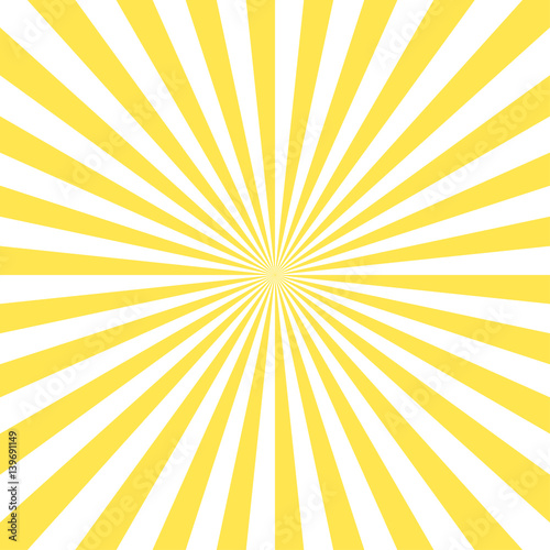 Fototapeta shiny sun vector ray background