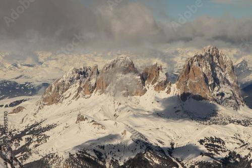 Obraz na plátně  Dolomity