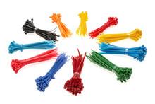 Colored Plastic Cable Tie.