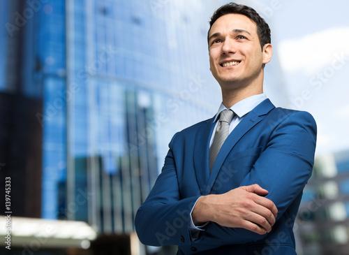 Fotografia Confident young manager