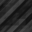 Abstract grey background from triangles. Vector geometric backdrop