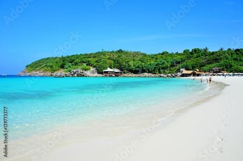 Poster Tropical plage resort in Phuket