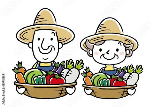 Foto  農業、農家
