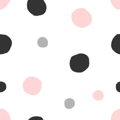 Dots Seamless Pattern