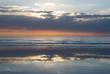 Beach Sunrise, Punta del Diablo, Uruguay