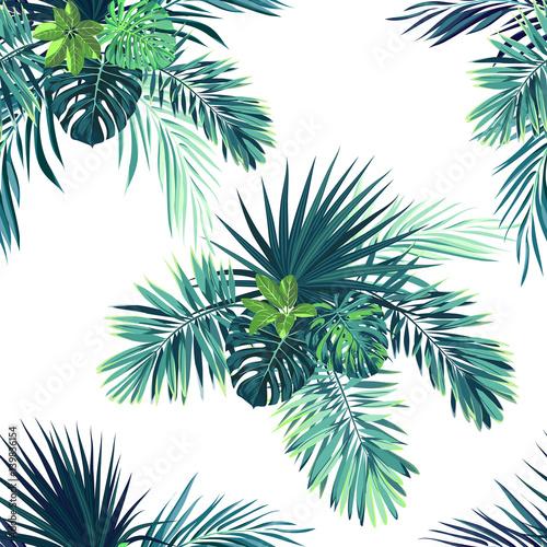 tropikalny-tlo-z-roslin-dzungli-bezszwowy-wektorowy-tropikalny-wzor-z-zielonymi-feniks-palmowymi-liscmi