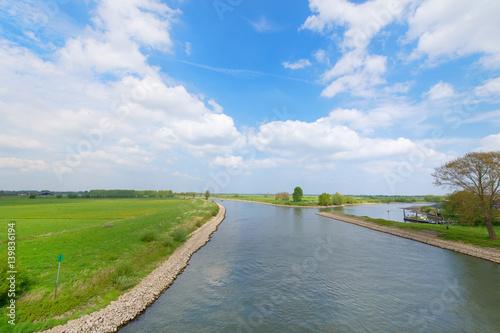 Printed kitchen splashbacks River River in Holland