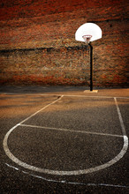 Urban Basketball Street Ball Outdoors