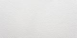 White leather background. Panorama.