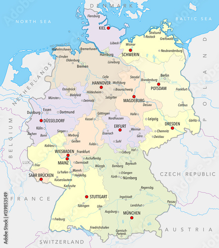 Map of Germany with cities, provinces and rivers in pastel ... Germany Provinces Map on germany industry map, germany political map, germany cities map, germany travel map, germany landmark map, germany water map, east germany map, germany major city map, germany surname map, germany country map, germany latitude map, germany power map, germany world map, germany located on map, germany road map, germany capital map, germany culture map, germany map with states, germany region map, germany postal map,