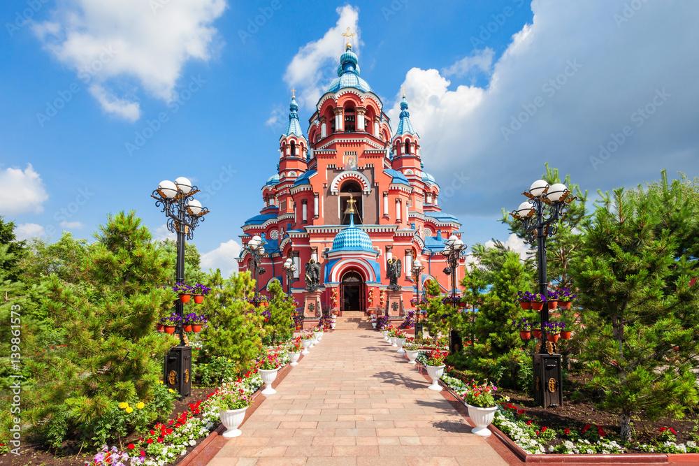 Fototapety, obrazy: Cathedral Kazan Icon, Irkutsk