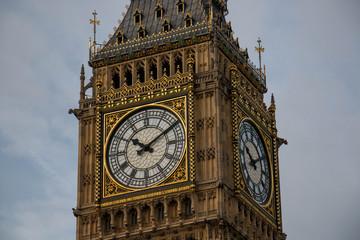Fototapeta na wymiar Big Ben in London